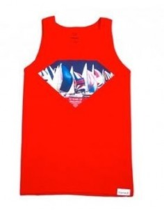 DIAMOND YACHT CLUB EXCELLENCE TANK RED
