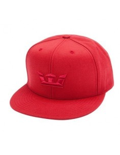 GORRA SUPRA ICON SNAP OFF THITE