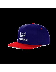 CAP NOMAD CROWN NAVY GREY