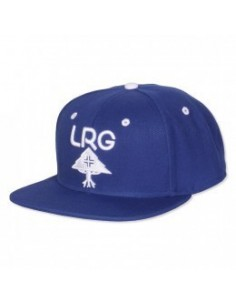 GORRA LRG RESEARC GROUP AZUL