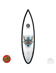Tabla de surf Santa Cruz Archy Round Pin