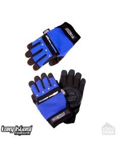 Long Island Longboard Gloves Stoner Blue