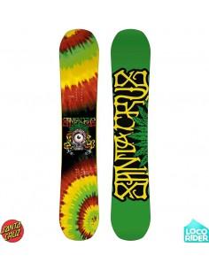 Santa Cruz Rasta Tribe Snowboard