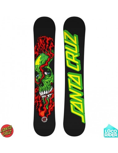 Tabla de Snowboard Santa Cruz Shred Till Dead