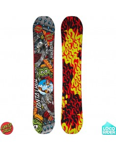 Tabla de Snowboard Santa Cruz Gremlin Collage