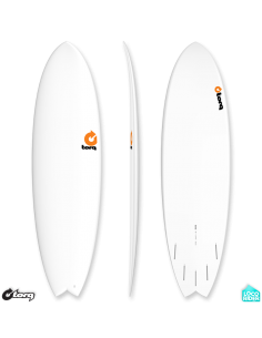 Torq Modfish 6´6 Surfboard