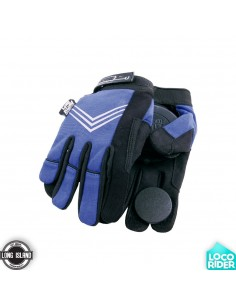 Guantes de Longboard Long Island Curly Blue