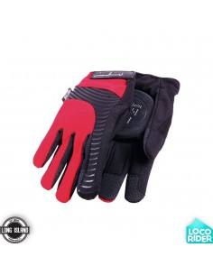 Guantes de Longboard Long Island Mac Red