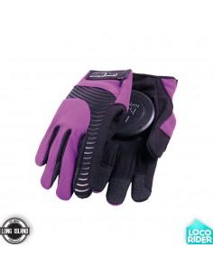 Long Island Mac Purple Gloves