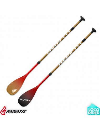 Fanatic Bamboo Carbon 50 3-piece SUP Paddle