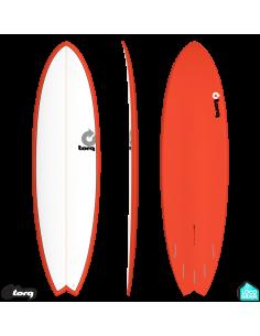 Torq Mod Fish 6´10 Pinline Red