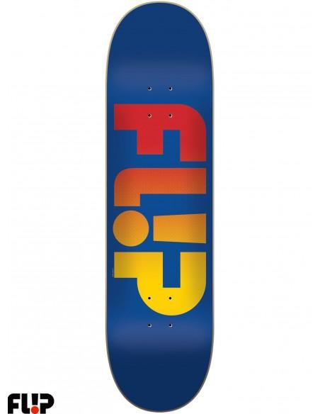 Flip Skateboards Faded Royal 7.75