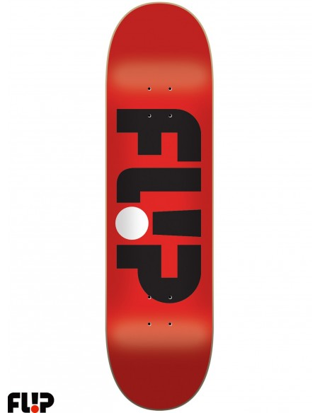 Flip Skateboards Odyssey Red 8.0