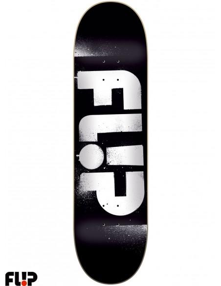 Flip Skateboards Stencil Black 8.25