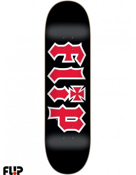 Flip Skateboards HKD Black 7.75