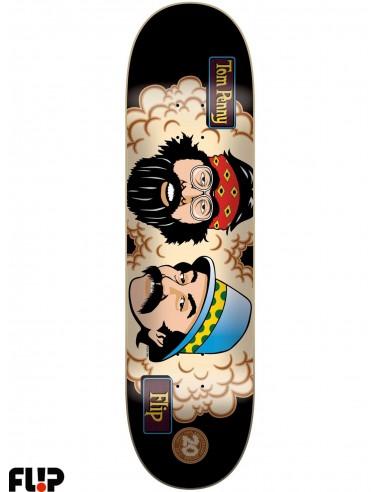 Flip Skateboards Toms Friends 20th Anniversary Black 8.13
