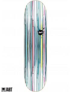 JART Skateboards Splatter 7.87