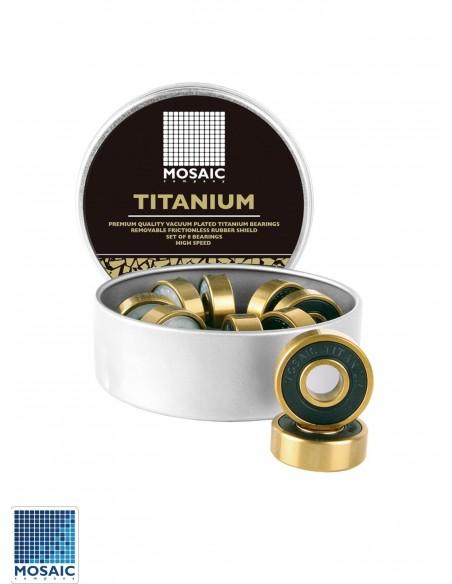 Roulement Mosaic Company Super Titanium 1