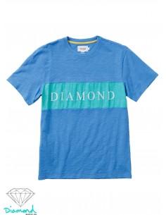 Diamond Supply Elliot Tee Blue