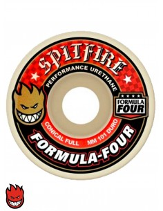 Spitfire Formula Four F4 Conical 101 Duro Full 54mm