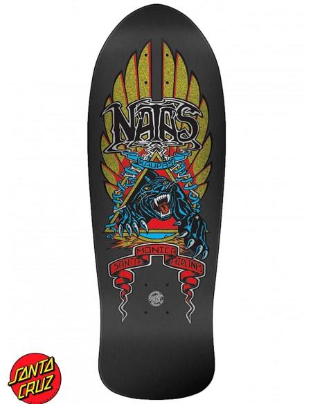 Santa Cruz Skateboards Natas Panther Metallic Reedición