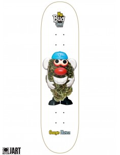 JART Skateboards Mr. Bud 8.25