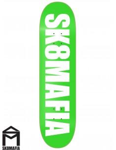 SK8MAFIA Og Logo Highligth Green 8.38
