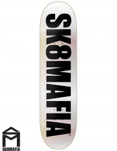 SK8MAFIA Og Logo Chrome Foil 8.25