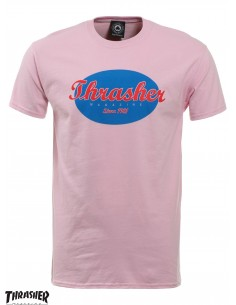 Thrasher Oval Pink
