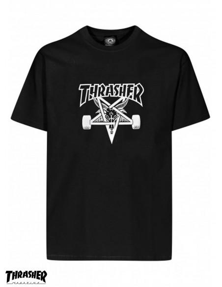 Camiseta Thrasher Skategoat Black