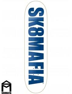 SK8MAFIA Og Logo White Ko Assorted 8.12