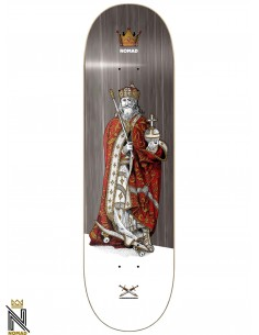 Nomad Skateboards Conquest Charles The Great 8.0