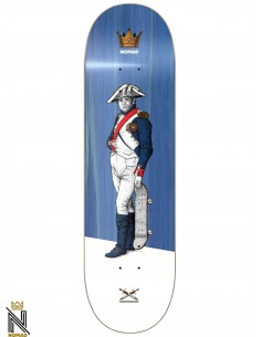 Nomad Skateboards Conquest Napoleon 8.6