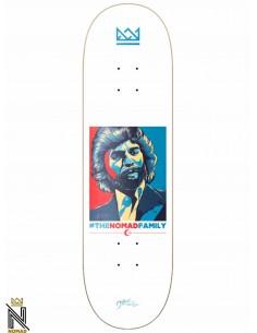 Nomad Skateboards Leyenda del Genio Camaron 8.5