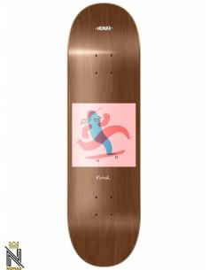 Nomad Skateboards Skatelife Happy Push 8.25