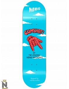 Nomad Skateboards Role Models Cumshot 8.43