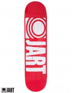 JART Skateboards Classic Red 7.75