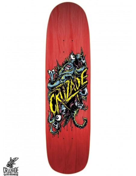Cruzade Skateboards Bat 8.5