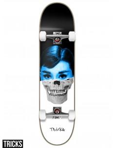 Skate Complet Tricks Skateboards Skull 8.0