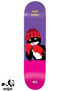 Enjoi Skateboards Berry Pussy Magnet R7 8.5
