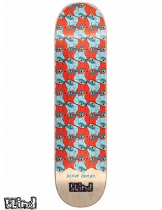 "Blind Skateboards Romar Tile Style 8.125"" R7"