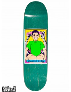 "Blind Skateboards Heritage FUBK Rear-End Rudy 8.98"" HT"