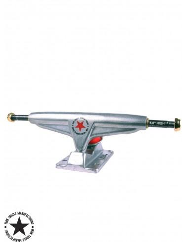 Iron Trucks Silver 5.8 High