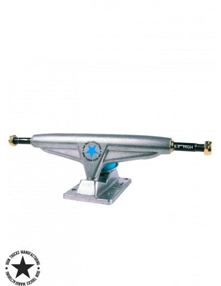 Iron Trucks Silver 6.0 High