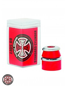 Independent bushings Cylinder Soft Red 88 A