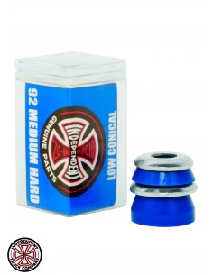 Independent bushings Cylinder Medium Hard Blue 92 A
