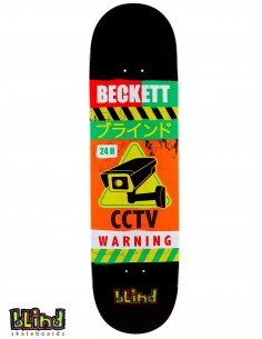 Blind Skateboards Surveillance R7 Becket 8.5