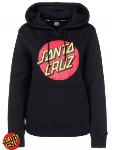 Santa Cruz Classic Dot Black