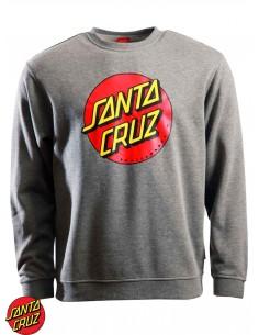 Santa Cruz Classic Dot Cinza