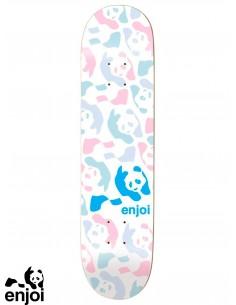 Enjoi Skateboarding Repeater Pastel 8.125